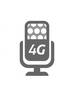 Voice modem 4G