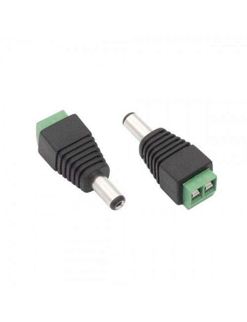 Power connector adapter:...